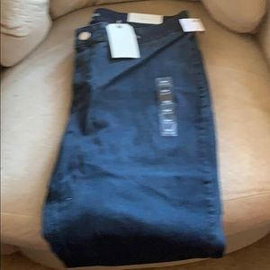 High Rise jeans from Maurice's for $25.00